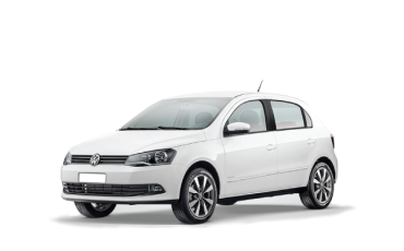 VW Novo Gol 1.0
